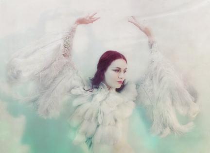 Vicky Butterfly by Izaskun Gonzales